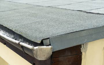 repair or replace Craigend flat roofing?